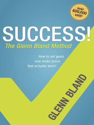 cover image of Success! the Glenn Bland Method